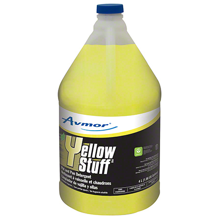 Avmor® Yellow Stuff™ Pot & Pan Cleaner - 4 L