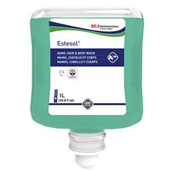 SCJP Estesol® Hand, Hair & Body Cleaner - 1 L, Rainforest