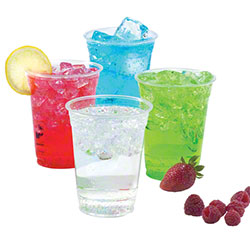 Fabri-Kal® Translucent Cold Cups