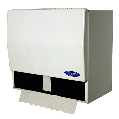 Frost™ Universal Paper Towel Dispenser - White