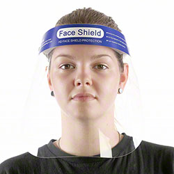 Globe™ Reusable Anti Fog Face Shield