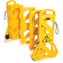 Rubbermaid® Mobile Barrier