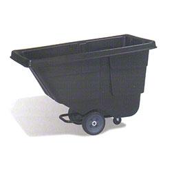 Rubbermaid® 1/2 cu yd. Tilt Truck - Black