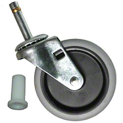 "Rubbermaid® 4"" Stem Caster For Janitor Cart 2000"