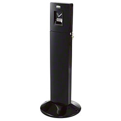 Rubbermaid® Metropolitan Smokers' Tower - Black