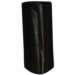 NAPCO Black Virgin Linear LD Coreless Roll -24x32, .60 gauge