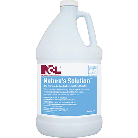 NCL® Nature's Solution Bio-Enzymatic Deod/Spotter - Gal.