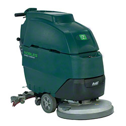 "Nobles® Speed Scrub® Walk-Behind Scrubber -20"" Transport"