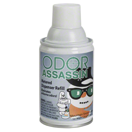 Jay Odor Assassin™ Metered Aerosol - Mountain Snow