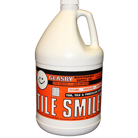 Tile Smile Tub Tile Porcelain Cleaner - Gal.