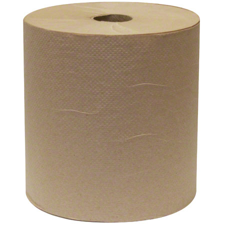 US UNIVERSAL ROLL TOWEL NATURAL 8x800 6/CS