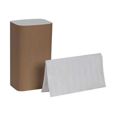 ENVISION SINGLEFOLD TOWEL 1PLY WHITE 4000/CS