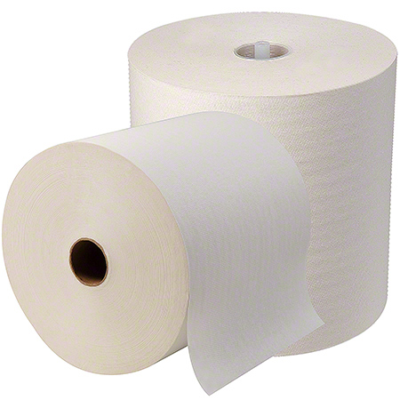 SOFPULL ROLL TOWEL MANUAL 8x1000 WHITE 6/CS