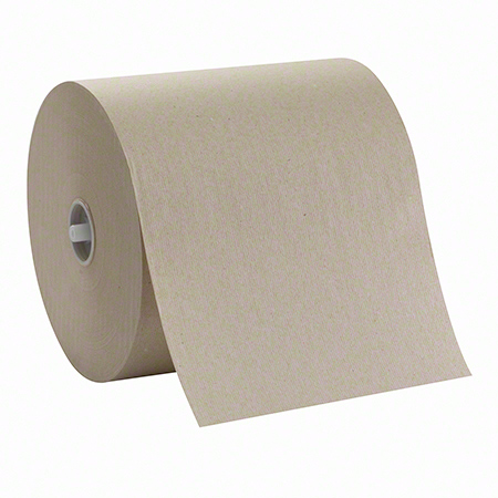 SOFPULL ROLL TOWEL MANUAL 8x1000 BROWN 6/CS