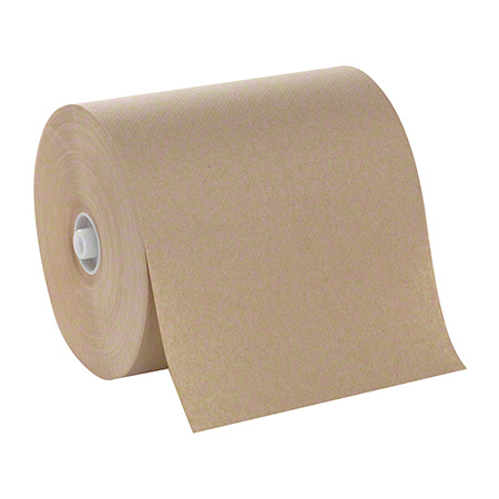 CORMATIC ROLL TOWEL 8.25x700 BROWN 6/CS