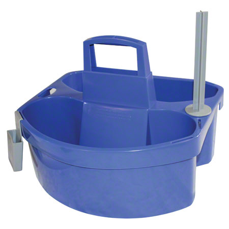 GATOR MATE MAID CADDY BLUE (FITS ON BRUTE RIM)