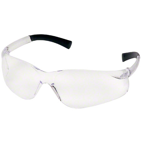 SAFETY GLASSES CLEAR HIGH IMP
