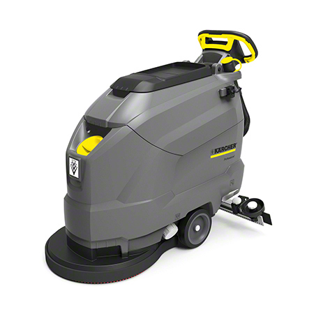 "BD 50/50 C 20"" AUTO SCRUBBER + WET BATTERY, PAD"