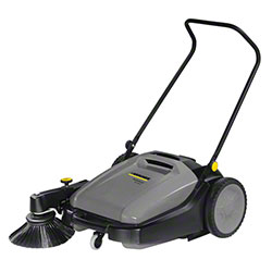 Karcher® KM 70/20 C Compact Sweeper w/Dust Control