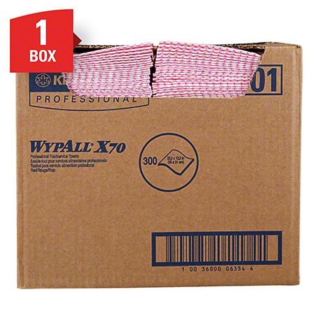 X70 WYPALL FOODSERVICE TOWEL