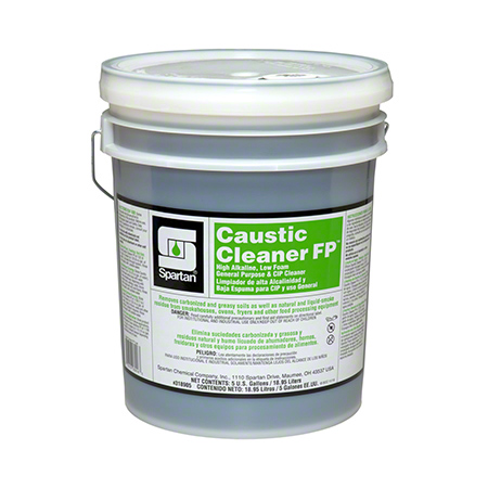 ** CAUSTIC CLEANER FP 5 GALLON