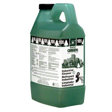 COG #105 GREEN SOLUTIONS INDUSTRIAL CLEANER 4/2L
