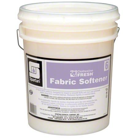 CLF #6 FABRIC SOFTENER 5 GALLON