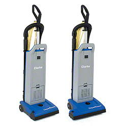 Clarke® CarpetMaster® Single Motor Vacuums