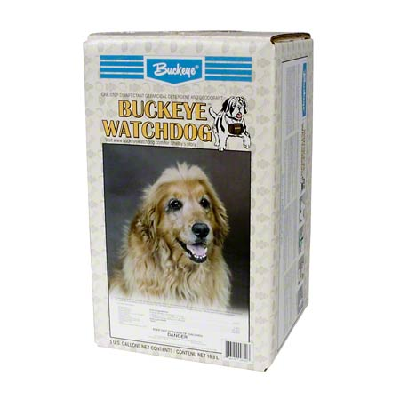 Buckeye® Watchdog™ Disinfectant/Cleaner/Deodorizer-Gal.