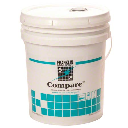 Franklin Compare™ Floor Cleaner - 5 Gal. Pail