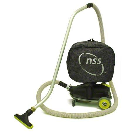 "NSS® Model M-1 ""Pig"" Portable Vacuum w/Bag, Rod & Clamp"