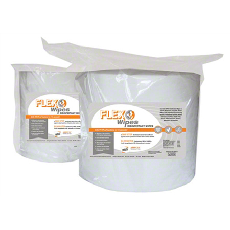 FLEX® Disinfectant Wipes - 800 ct. Refill