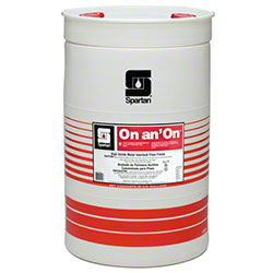 Spartan On an' On® Floor Finish - 30 Gal.