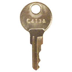 Spartan Replacement Key For Use w/SAM Press & Fill Dispenser