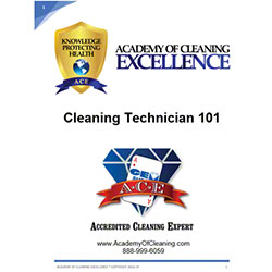 Cleaning Technician 101