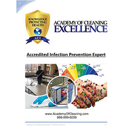 Accredited Infection Prevention Expert