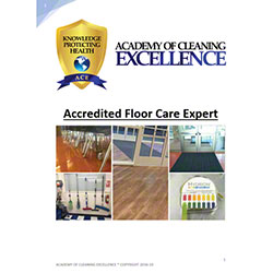 Accredited Floor Care Expert