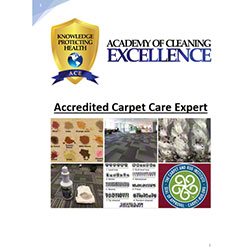 Accredited Carpet Care Expert