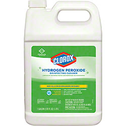 Clorox® Commercial Solutions® Hydrogen Peroxide Disinfecting Cleaner - 128 oz.