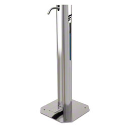Gem Model S Hands Free Hand Sanitizer Station - 33 oz. Capacity
