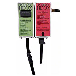 Peroxy HDOX Dual Dispenser 1:256 & 1:13