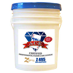 Zagers Z495 Ultra Seal/Finish - 5 Gal. Pail