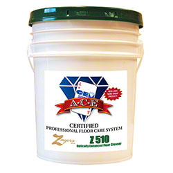 Zagers Z510 Optically Enhanced Cleaner - 5 Gal. Pail