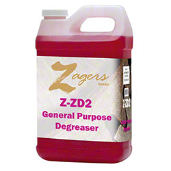 Zagers Z-ZD2 Spray & Wipe Degreaser - 1/2 Gal.