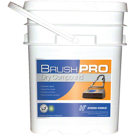 Hydro-Force™ Brush Pro Dry Compound - 20#