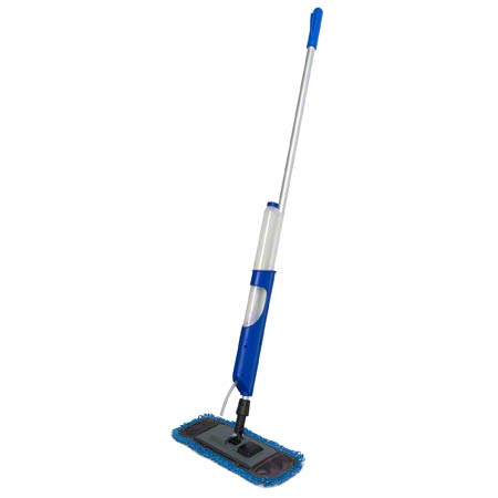 Microfiber & More Solution Mop w/Pocket Frame