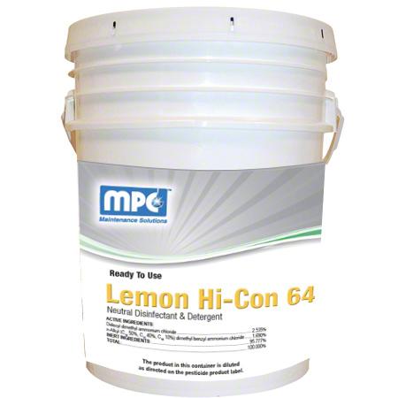 MPC™ Hi-Con 64 Neutral Disinfectant & Detergent