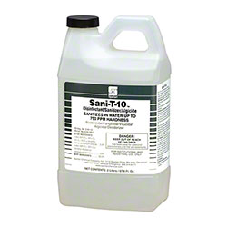Spartan Clean on the Go® Santi-T-10® 12 - 2 L