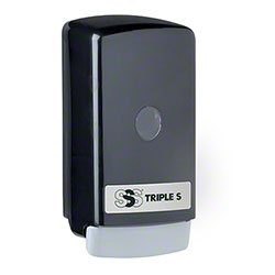 SSS® 800 mL Soap Dispenser - Black