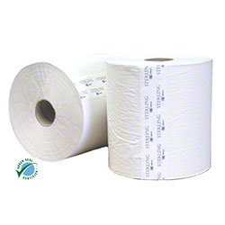 "SSS® Sterling Hardwound Roll Towel - 7.9"" x 800'"